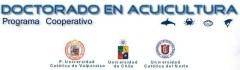 Logo doctorado acuicultura